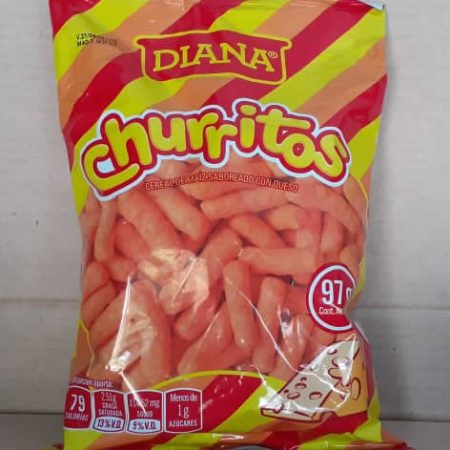 Churritos Diana 97g