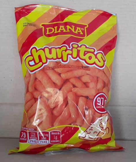 Churritos Diana 97g