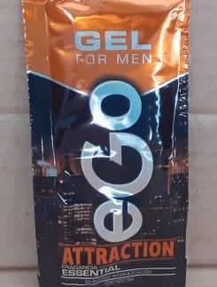 Gel Form Men Attraction Ego sachet 12 mL