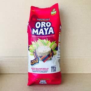 harina de maiz oro maya