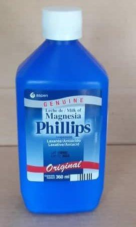 Magnesia Phillips 360ml