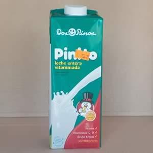 Leche Entera Pinito Dos Pinos Tetra Pack 1 libre