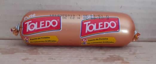Pate Toledo pequeño