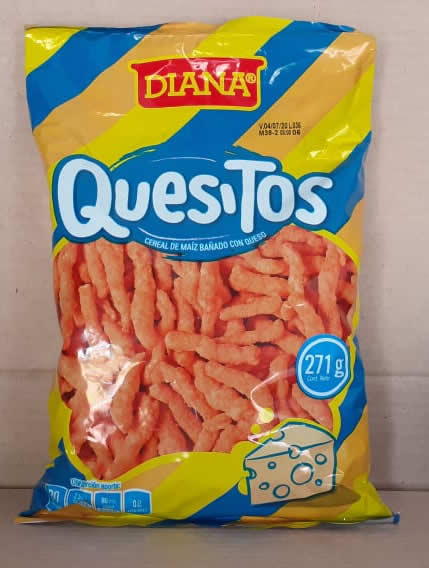 Quesitos Diana 271g