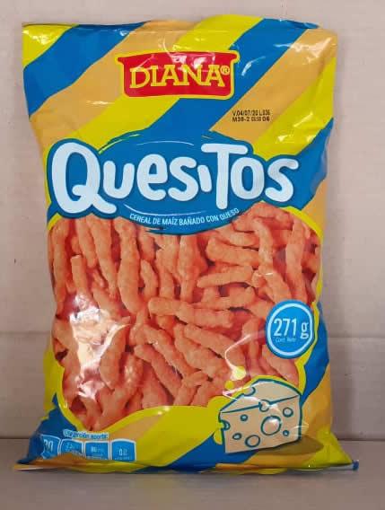Quesitos Diana 271g