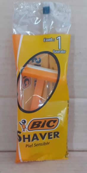 Rasuradora Shaver Bic 1 unidad
