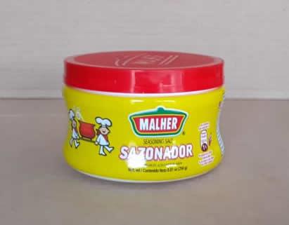 Sazonador Malher 250 grs
