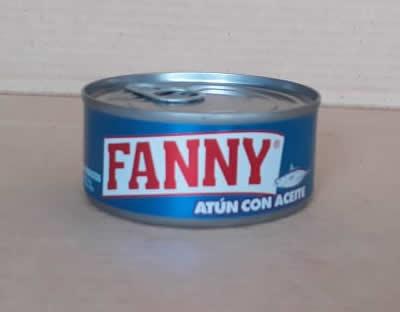 Atun con Aceite Fanny La Sirena Lata 140 grs