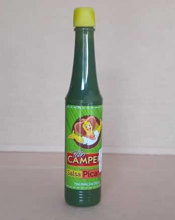 Salsa Picante Campero Botella 101 grs