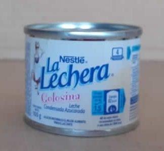 Leche Condensada La Lechera Bote 100 grs
