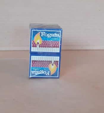 Fósforo Fogata Paquete 10 unidades