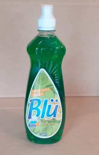 BLU Liquido aroma Limón BOTE 720 ml