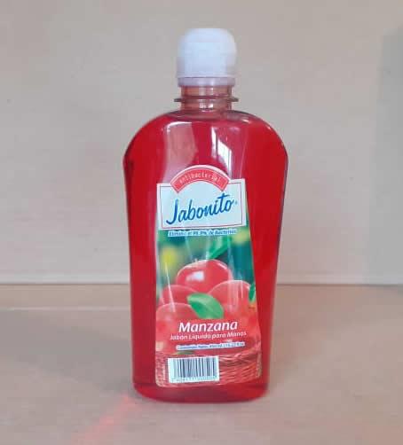 JabonLiquido Antibacterial Jaboncito botella 490 mL
