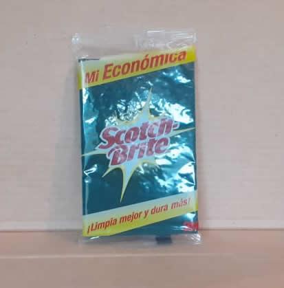SCOTCH BRITE Esponja Mi Económica