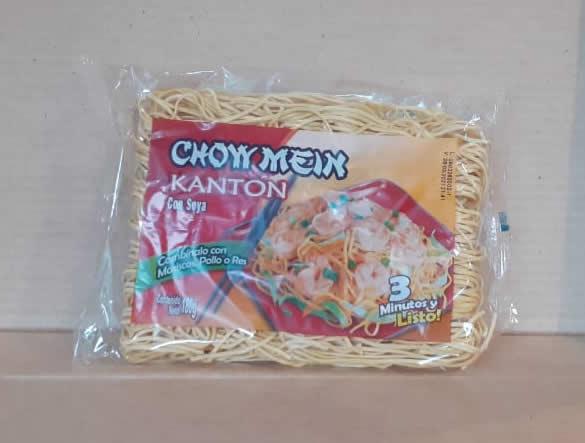 Chow Mein Kanton Con Soya 180 g