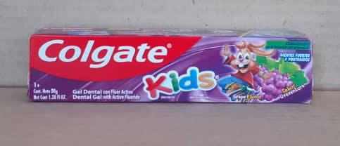 Crema Dental Kids Colgate 50 grs
