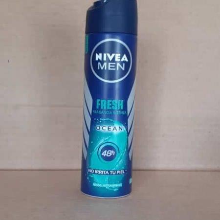 Antitranspirant0e Fresh Nivea Men 150 mL