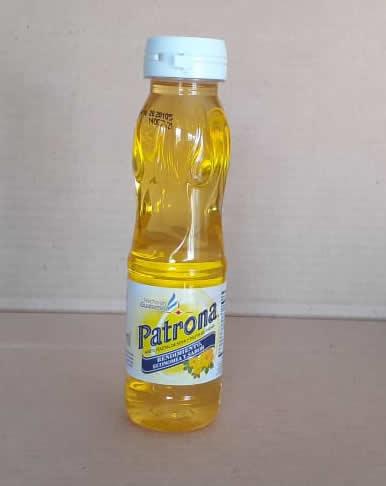 Aceite Vegetal Patrona Botella 175 mL