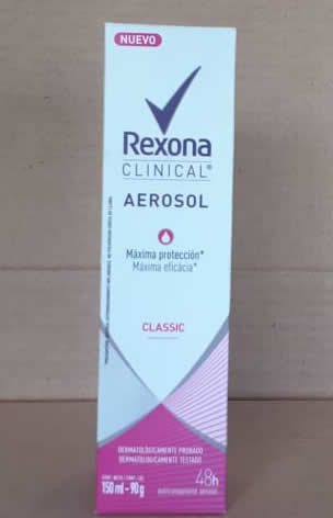Antitranspirante Rexona Clinical 90g