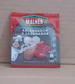 Ablandador y sazonador Malher 10g