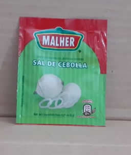 Especies Malher sal de cebolla 6g