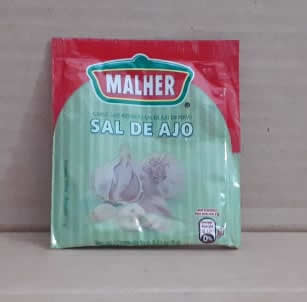Sal de Ajo Especies Malher 6g