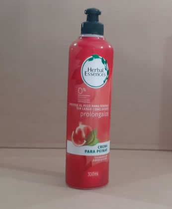 Crema Herbal Essences parafina colorantes 285 ml
