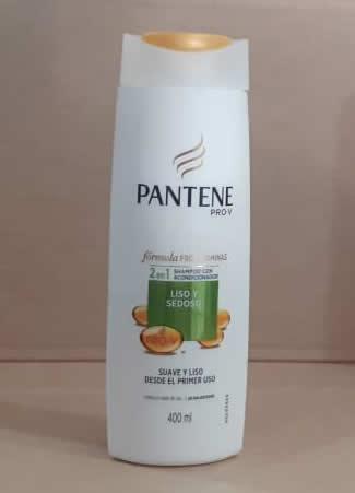 Pantene Prov-v Liso y sedoso 400 ml