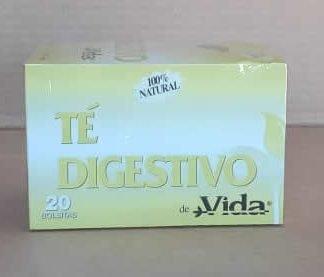 Te Digestivo de Vida Caja 20 Bolsita