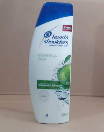 Head & shoulders manzana fresh / 375 ml