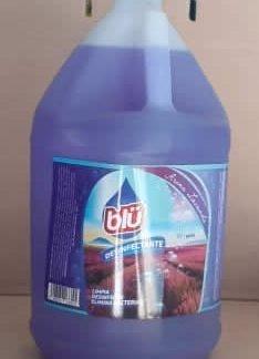Desinfectante Blu Lavanda galón