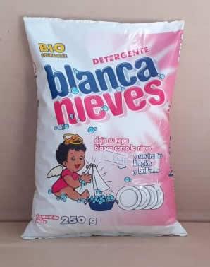 Detergente Blanca Nieves 250 grs