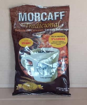 Cereal de Cafe Morcafe Bolsa 300 grs