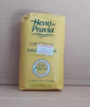 Jabon Original Heno de Pravia 125 grs