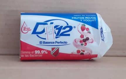 Jabon Frutos Rojos DK 12