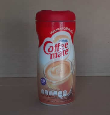 Cremora en Polovo Coffee Mate Botella 311 grs