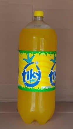 Gaseosa Tiky Botella 3 litros