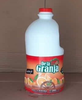 Jugo de Naranaja de la Granja Botella 1890 mL