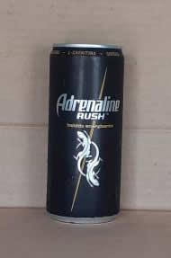 Bebida Energizante Adrenaline Rush Botella 296 mL