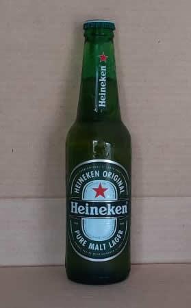 HEINEKEN VIDRIO NO RETORNABLE 355 ML