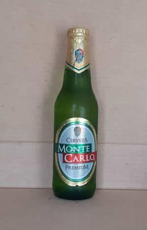 MONTE CARLO Premium vidrio 355ml