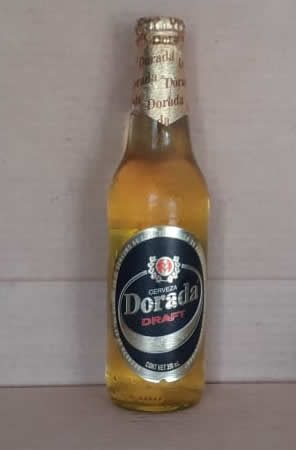 DORADA DRAFT VIDRIO NO RETORNABLE 350 ML
