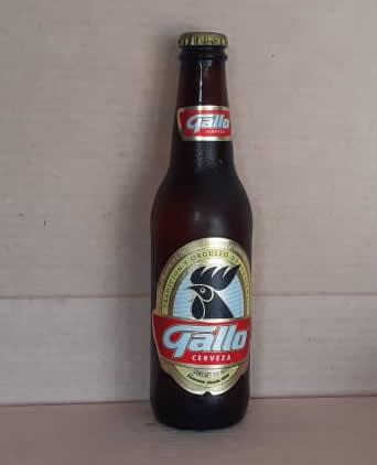 GALLO VIDRIO NO RETORNABLE 350 ML