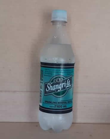 Gaseosa Shangrila Mineral Botella 600 mL