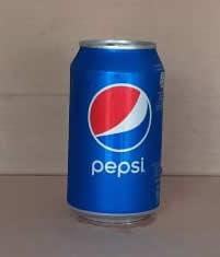 Gaseosa Pepsi Cola Lata 355 mL