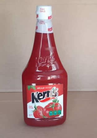 Salsa de Tomate Ketchup Kerns Bote 776 grs