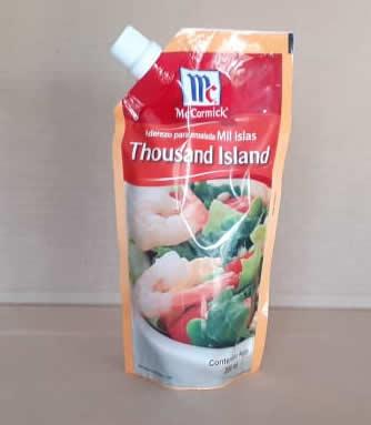 Aderezo Mil Islas McCormick Doy Pack 200 mL
