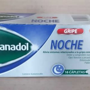 Panadol Gripe noche