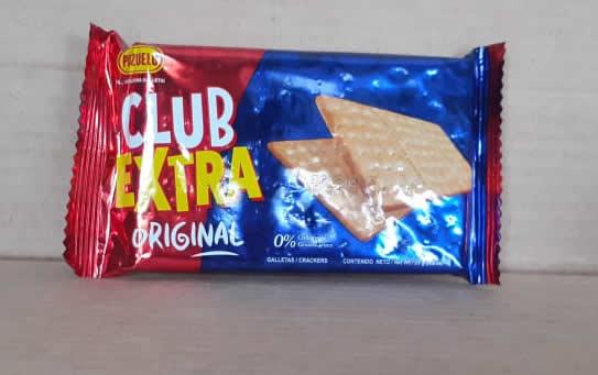 Galleta Clud Extra Original paquete de 12 galletas
