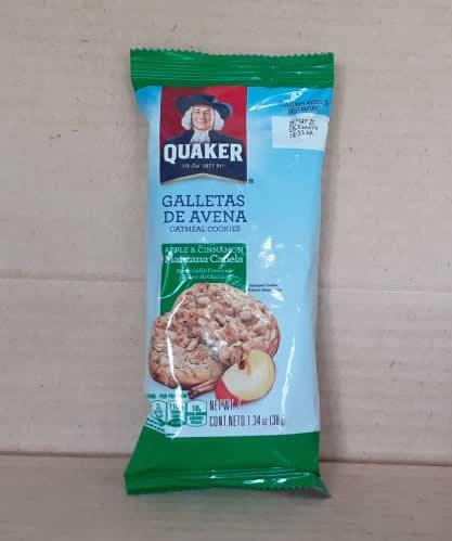 Galleta de Avena Quaker 38 grs
